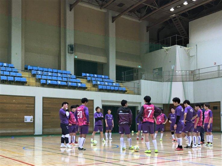 SuperSports XEBIO 東京都フットサル3部Bリーグ2021 第1節のお知らせの画像