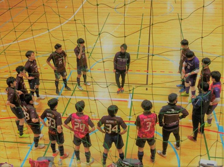 SuperSports XEBIO 東京都フットサル3部Bリーグ2021 第1節試合結果の画像
