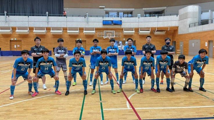 【JUVENIL】JFA 第8回全日本U-18フットサル選手権大会 関東大会 出場のお知らせの画像