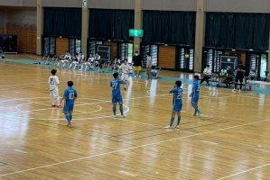 JFA 第8回全日本U-18フットサル選手権大会 予選リーグ 第2試合