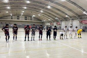 第14回東京都ユース(U-18)フットサルリーグ1部 マッチNo.9