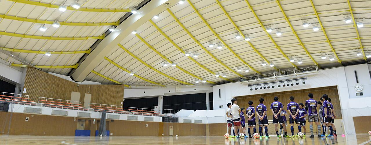 小豆沢体育館イベント