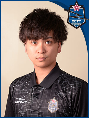 【trainer】和佐田 大枝郎